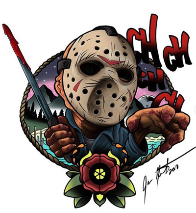 It's Friday the 13th, Here Are 13 Spooky Inspired Tattoos