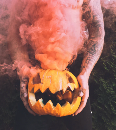 Celebrating Halloween with these Scary Good Tattoos