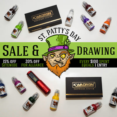 It's Your Lucky Day - St. Patty's Day Sale is Here
