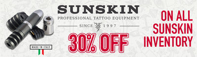 Sunskin Tattoo Machines