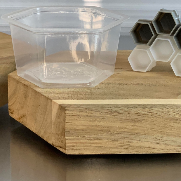Hive Cups with Lids