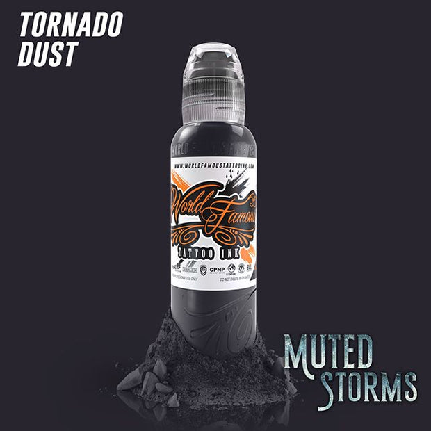 Poch Muted Storms - Tornado Dust