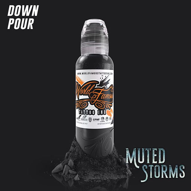 Poch Muted Storms - Down Pour