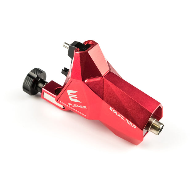 Equaliser Pusher Machine - Red