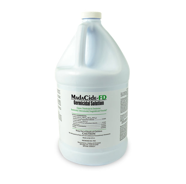 Madacide Fd Germicidal Solution - Gallon