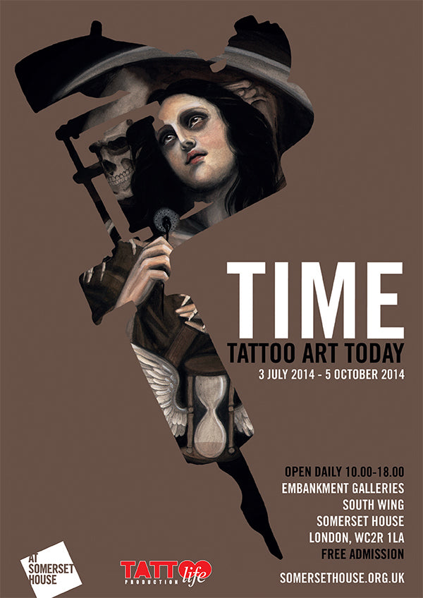 Time Tattoo Art Today