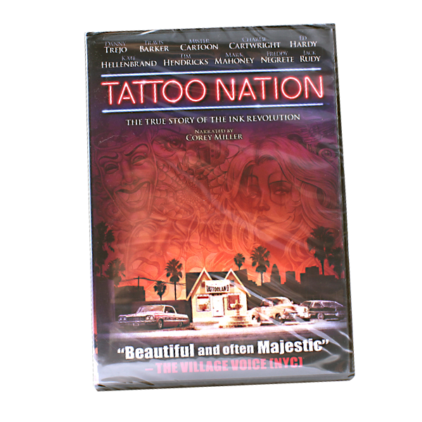 Tattoo Nation Movie