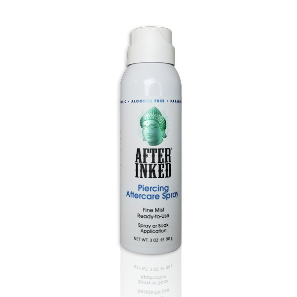 After Inked Piercing Aftercare - 3oz. Bottle