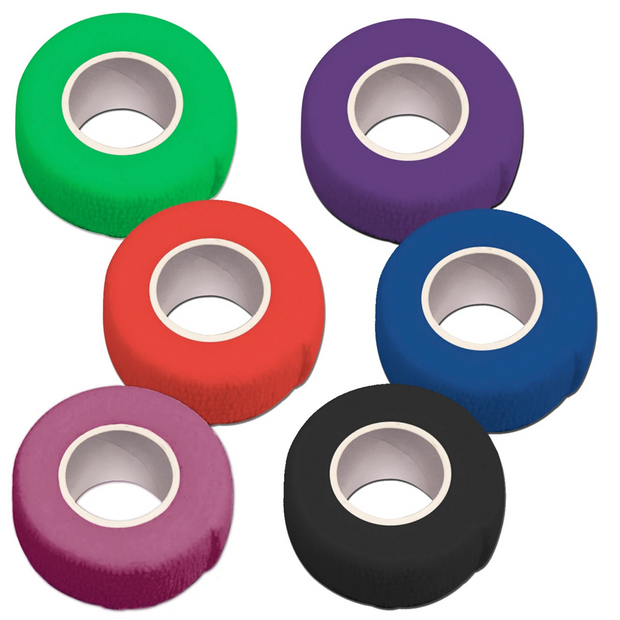 "Cohesive Bandages - 1"" x 5"" Yds - SINGLE ROLL"