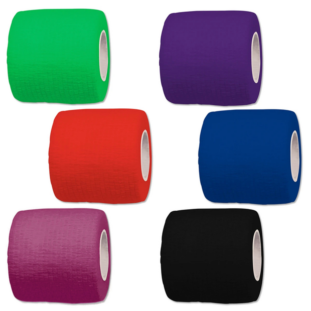 "Cohesive Bandages - 2"" x 5"" Yds - SINGLE ROLL"
