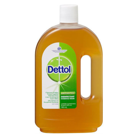 Dettol - 750ml Bottle
