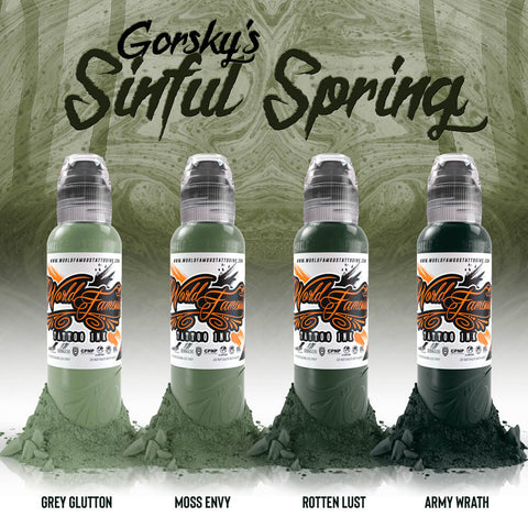 Gorsky's Sinful Spring