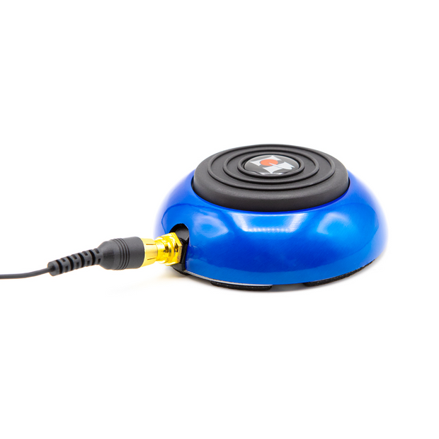 Eos Round Foot Switch - Blue