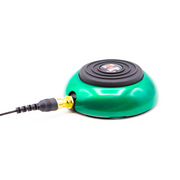Eos Round Foot Switch - Green