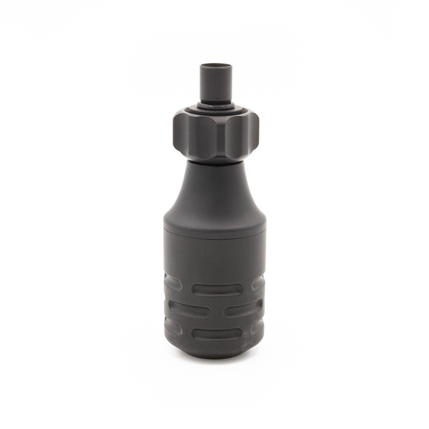 Lithium Adjustable Cartridge Grip - Matte Black