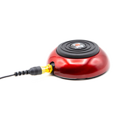 Eos Round Foot Switch - Red