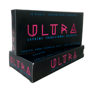 Ultra Supreme Needles - #12 BOLD Traditional Round Liners