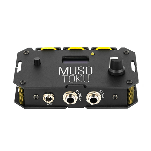 Musotoku Tattoo Power Supply - Black