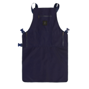 Knife & Flag Non-Porous Core Apron - Navy