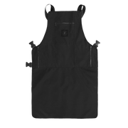 Knife & Flag Non-Porous Core Apron - Black