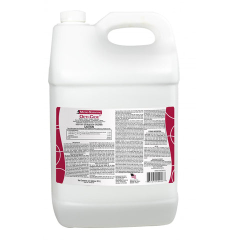 Opti-Cide3 Disinfectant - 2.5 Gallon