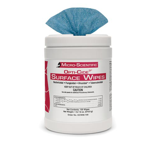 Opti-Cide3 - Surface Wipes