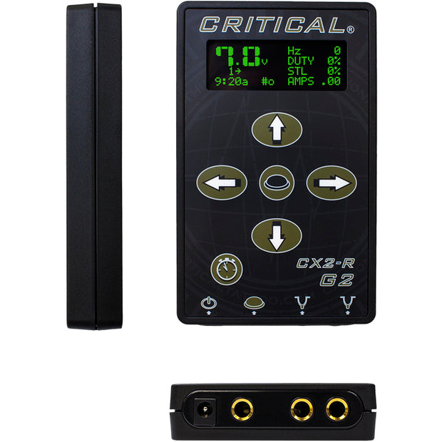Critical Power Supply - CX2R-G2