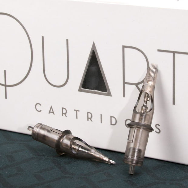 Quartz Cartridge - #10 Bugpin Curved Mag Shaders Medium Taper
