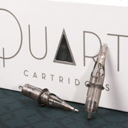 Quartz Cartridge - #8 Tight Round Liners Long Taper