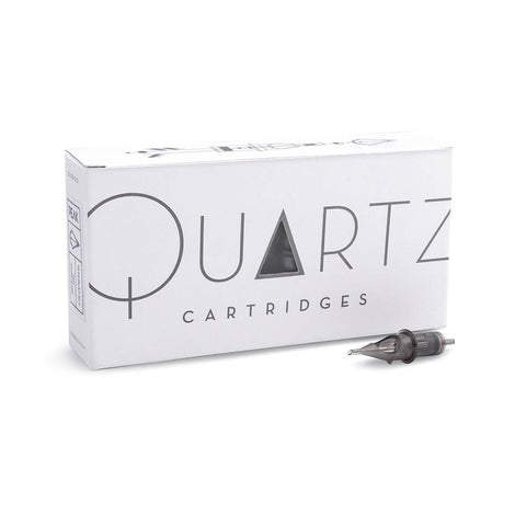 Quartz Cartridge - #12 Tight Round Liners Long Taper