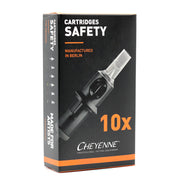 Cheyenne Safety Cartridge - Textured Bugpin Liners