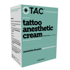 TAC Tattoo Anesthetic Cream Single Use Packets - 0.25 Ounce