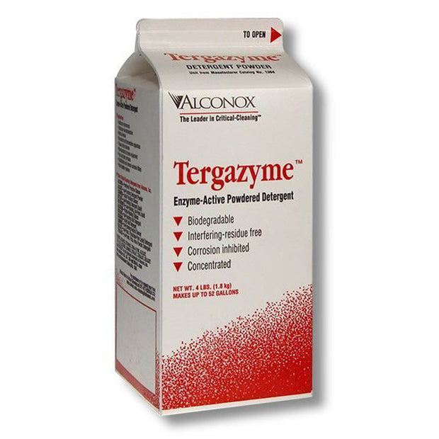Tergazyme Ultrasonic Cleaner - Concentrated Powder - 4lb Box