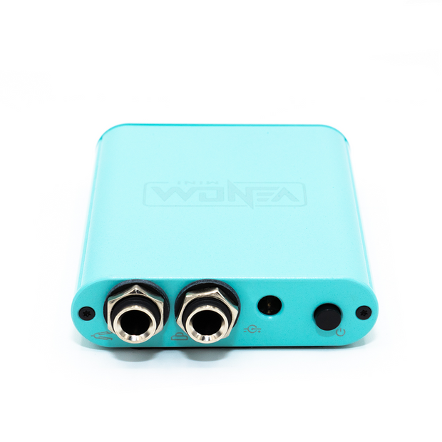 Lithuanian Irons Mini Venom Power Supply - Blue