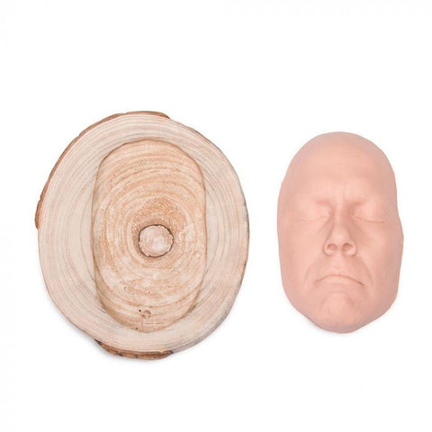 A Pound of Flesh Tattooable Synthetic Idol Face — Jesse Smith