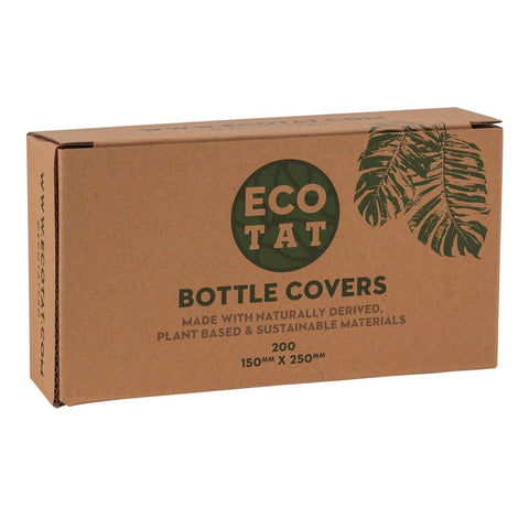 "ECOTAT Spray Bottle Covers - 5.9"" x 9.8"" - 200/bx"