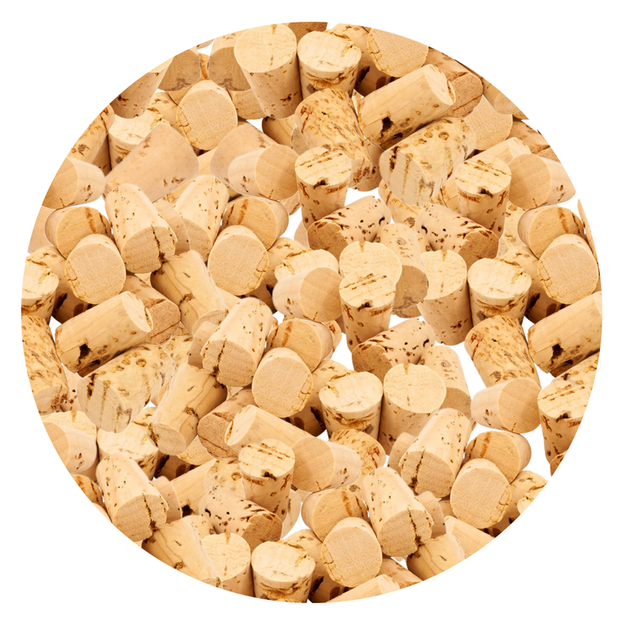 LARGE CORKS #3 - 100 PER BAG