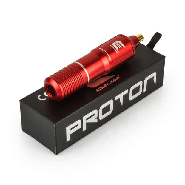 Kwadron Equaliser Proton Rotary - Red
