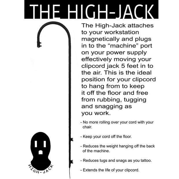 The High-Jack by Joshua Bowers - Magnetic Power Bracket