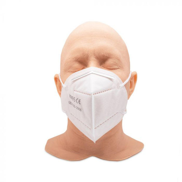 KN95 Disposable Face Mask - 5 Pack