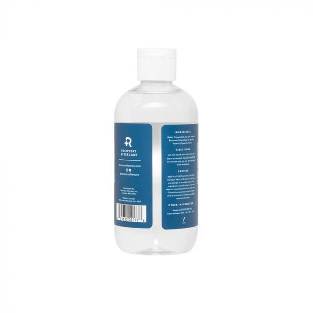Recovery Sea Salt Mouth Rinse - 8oz Bottle