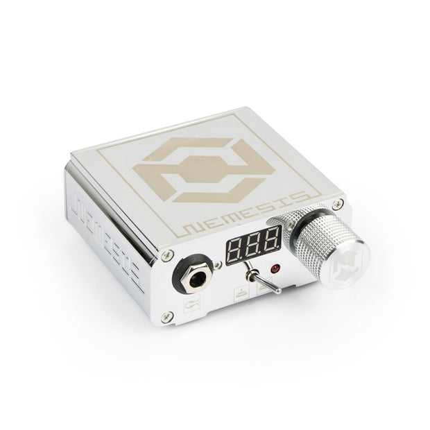 Kwadron Nemesis Power Supply - Silver