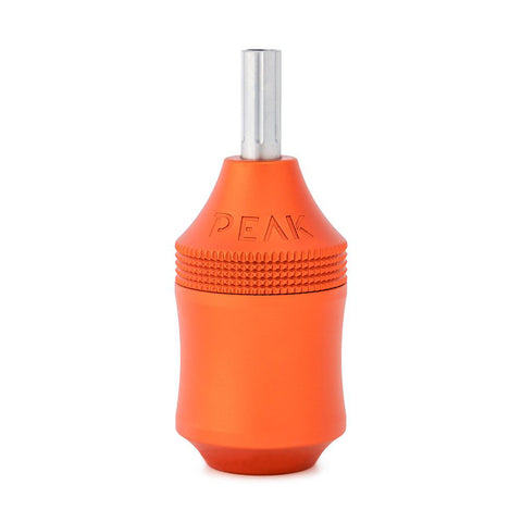 Peak Trona Aluminum Adjustable Cartridge Grip - Orange - 34mm
