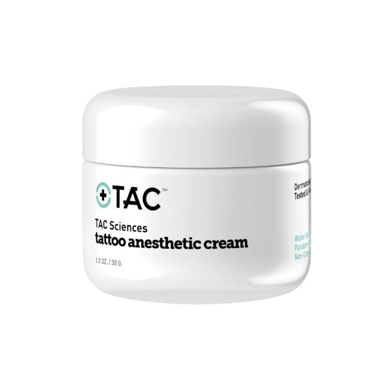 TAC Tattoo Anesthetic Cream