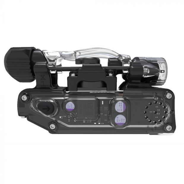 InkJecta Flite X1 Wireless Tattoo Machine — Glass