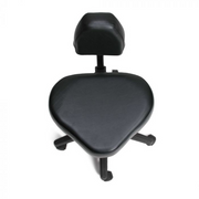 Precision Professional Tattoo Stool - Black