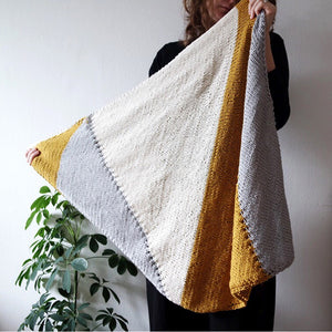 Wheat Field Scarf