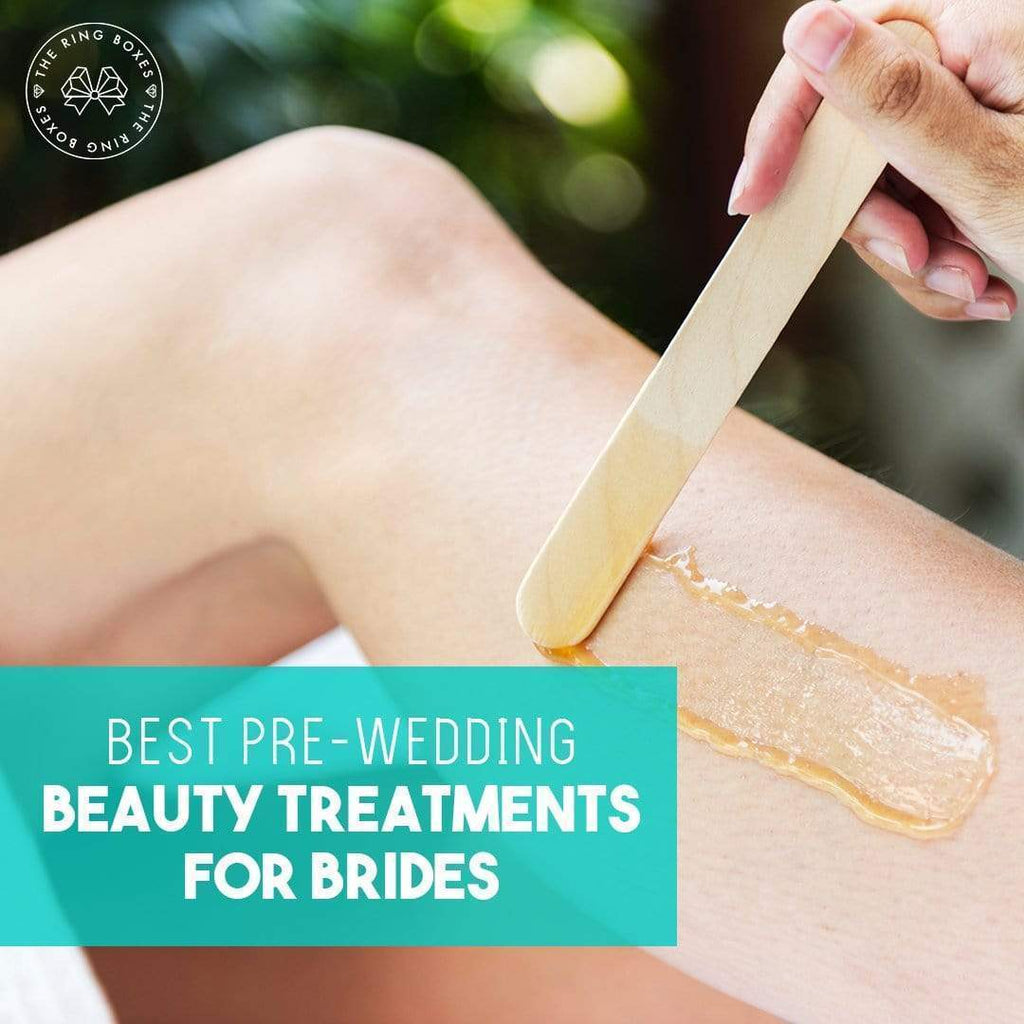 The Best Pre-Wedding Beauty Treatments for Brides