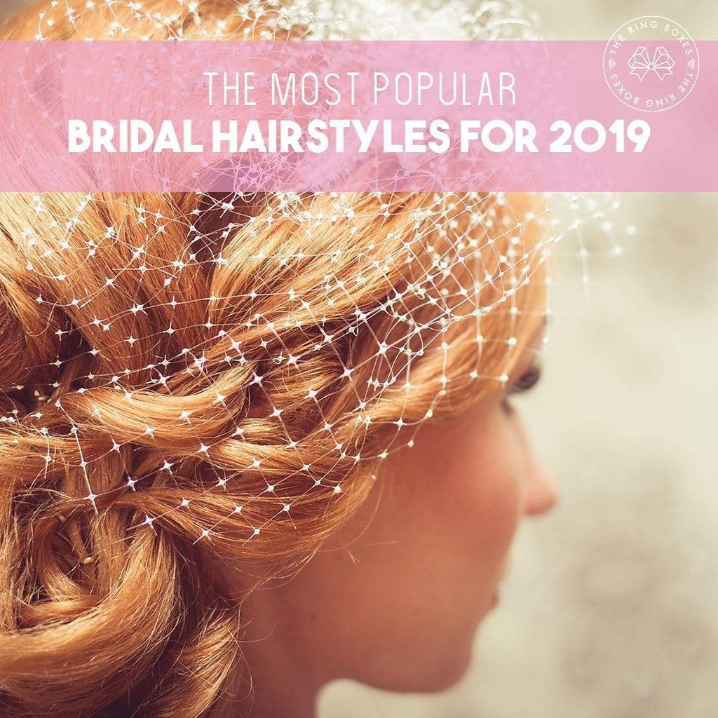 The Most Popular Bridal Hairstyles for 2019
