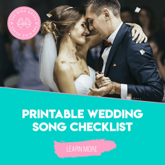 Wedding Music Ideas For Every Moment Of Your Big Day Plus A Free Checklist